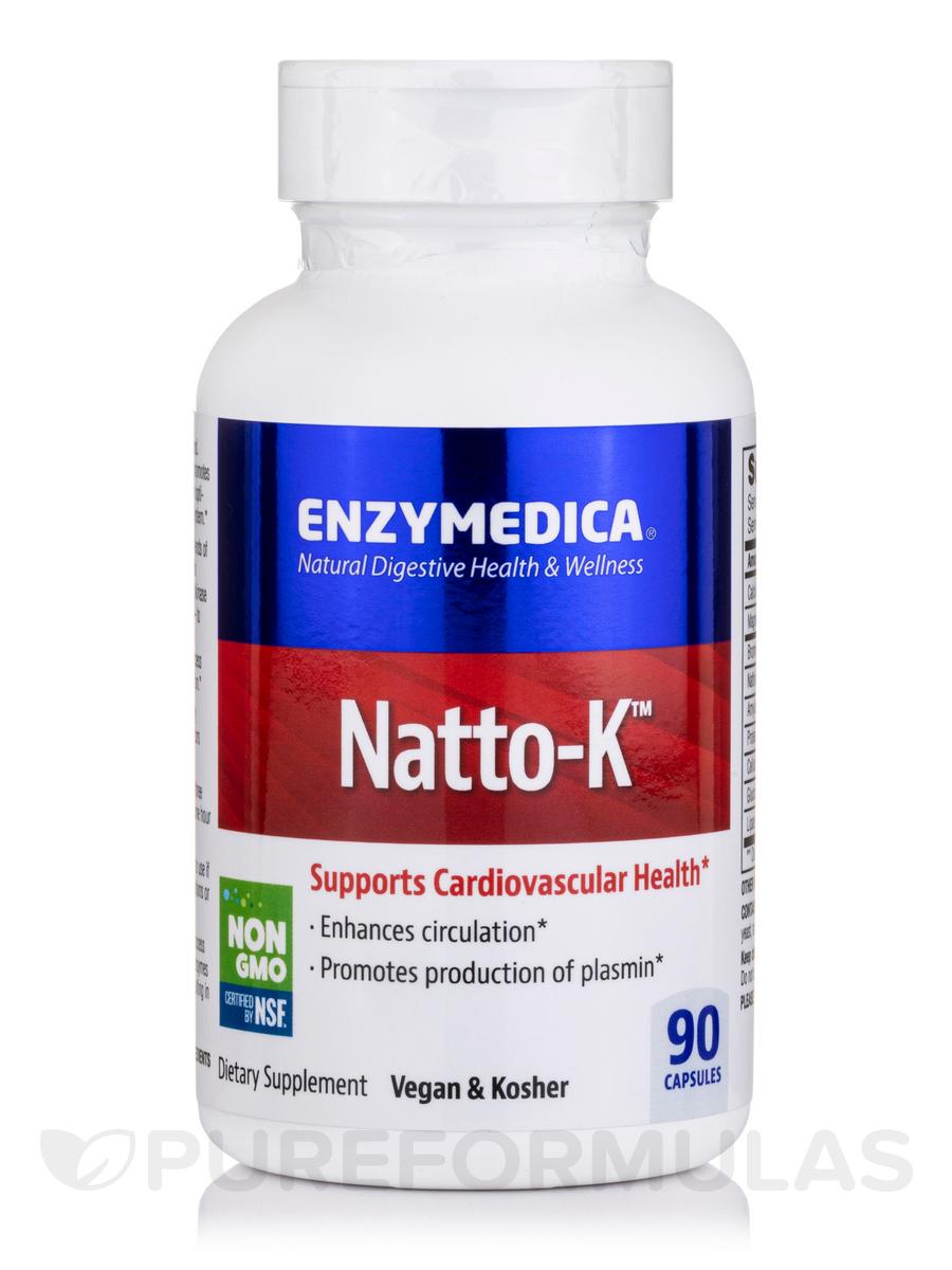 Natto-K™ - 90 Capsules