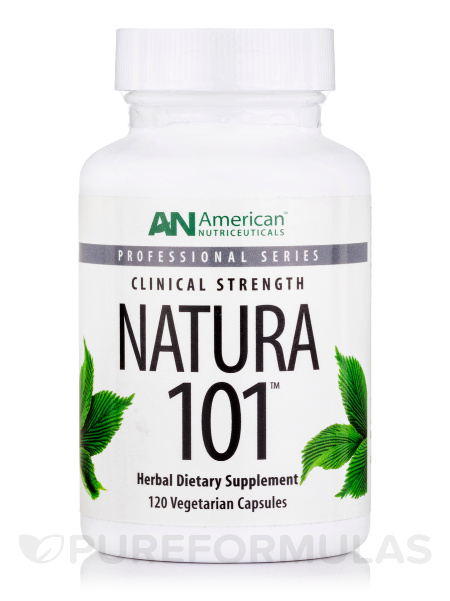 Natura 101-Respiratory - 120 Vegetarian Capsules