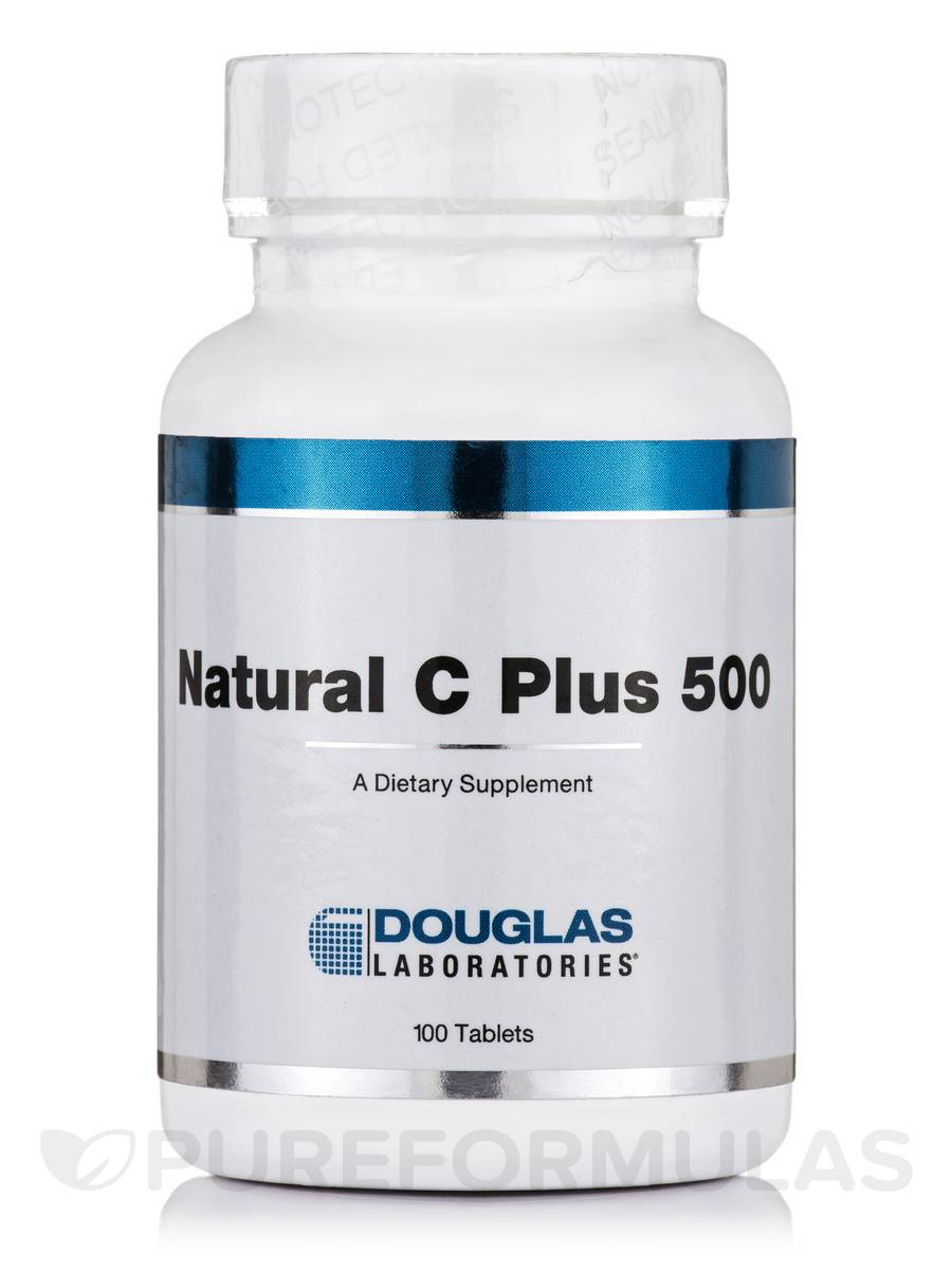 Natural C Plus 500 - 100 Tablets