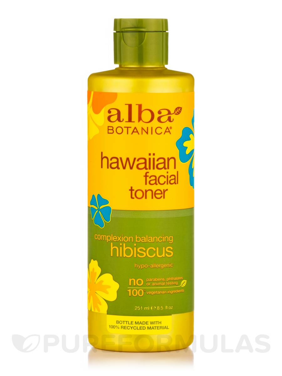Natural Hawaiian Facial Toner Complexion Balancing Hibiscus - 8.5 fl. oz (251 ml)