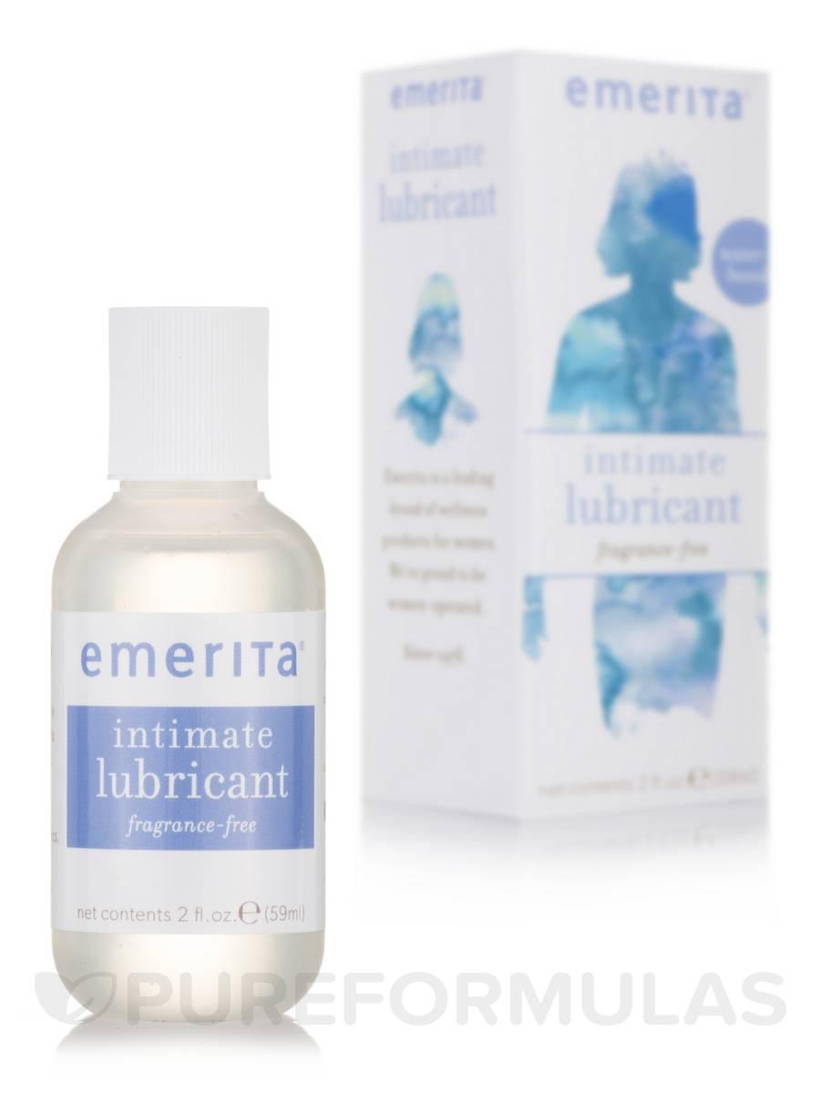 Intimate Lubricant, Fragrance-Free - 2 fl. oz (59 ml)