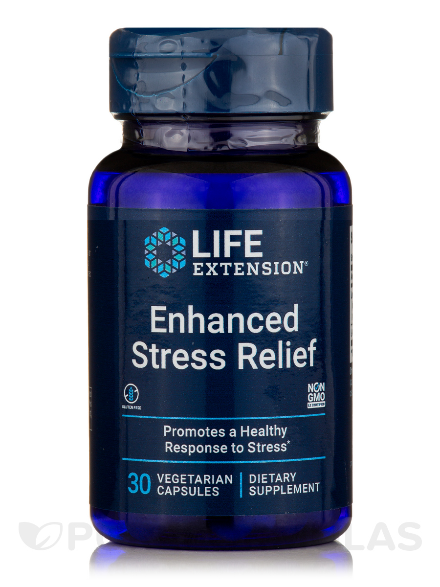 Life Extension Natural Stress Relief Reviews