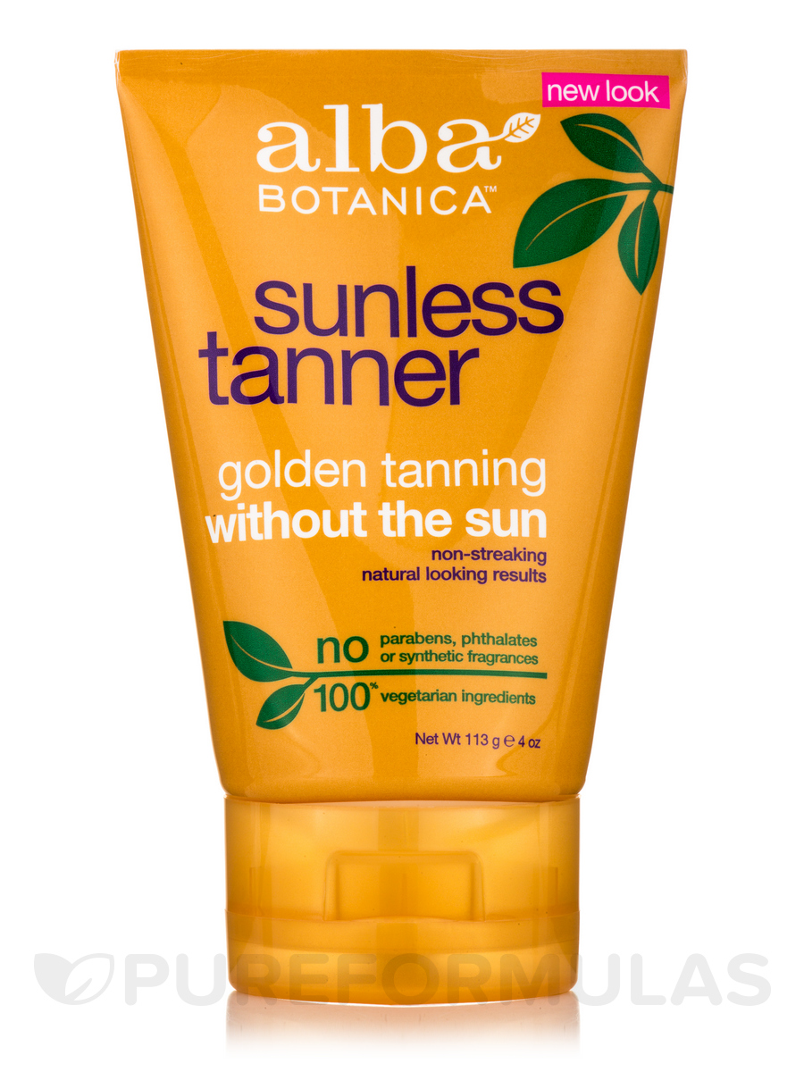 Sunless Tanner (Non-Streaking) - 4 oz (113 Grams)
