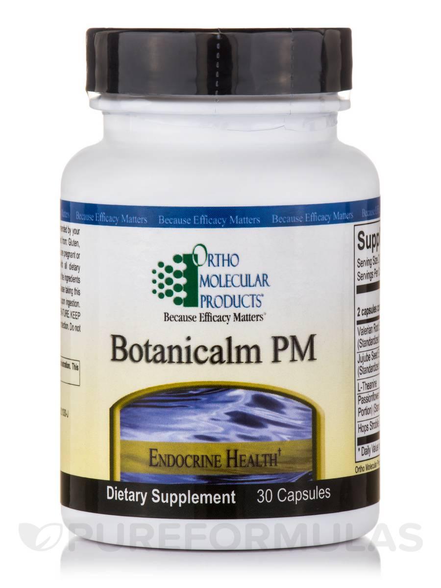 Botanicalm PM - 30 Capsules