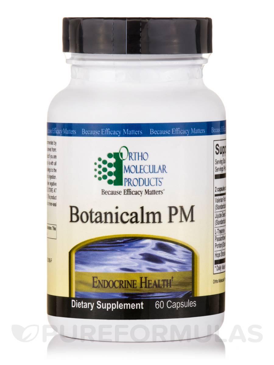 Botanicalm PM - 60 Capsules