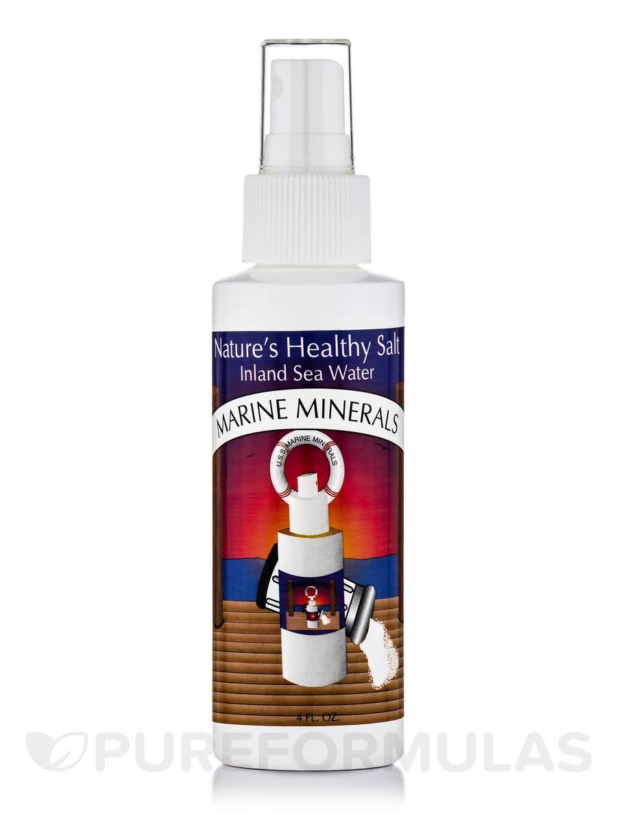 Natures Healthy Salt - 4 fl. oz