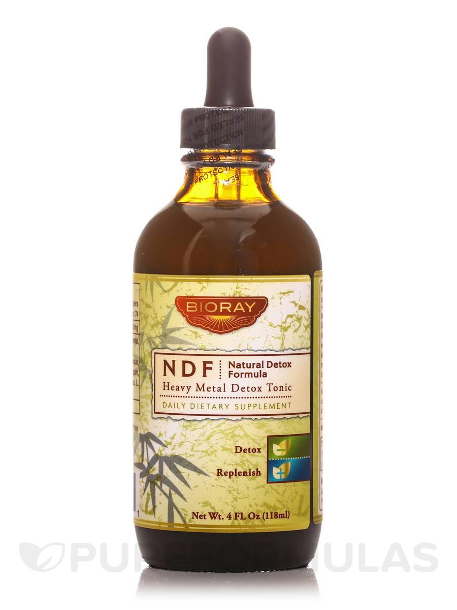 NDF (Natural Detox Formula) - 4 fl. oz (118 ml)