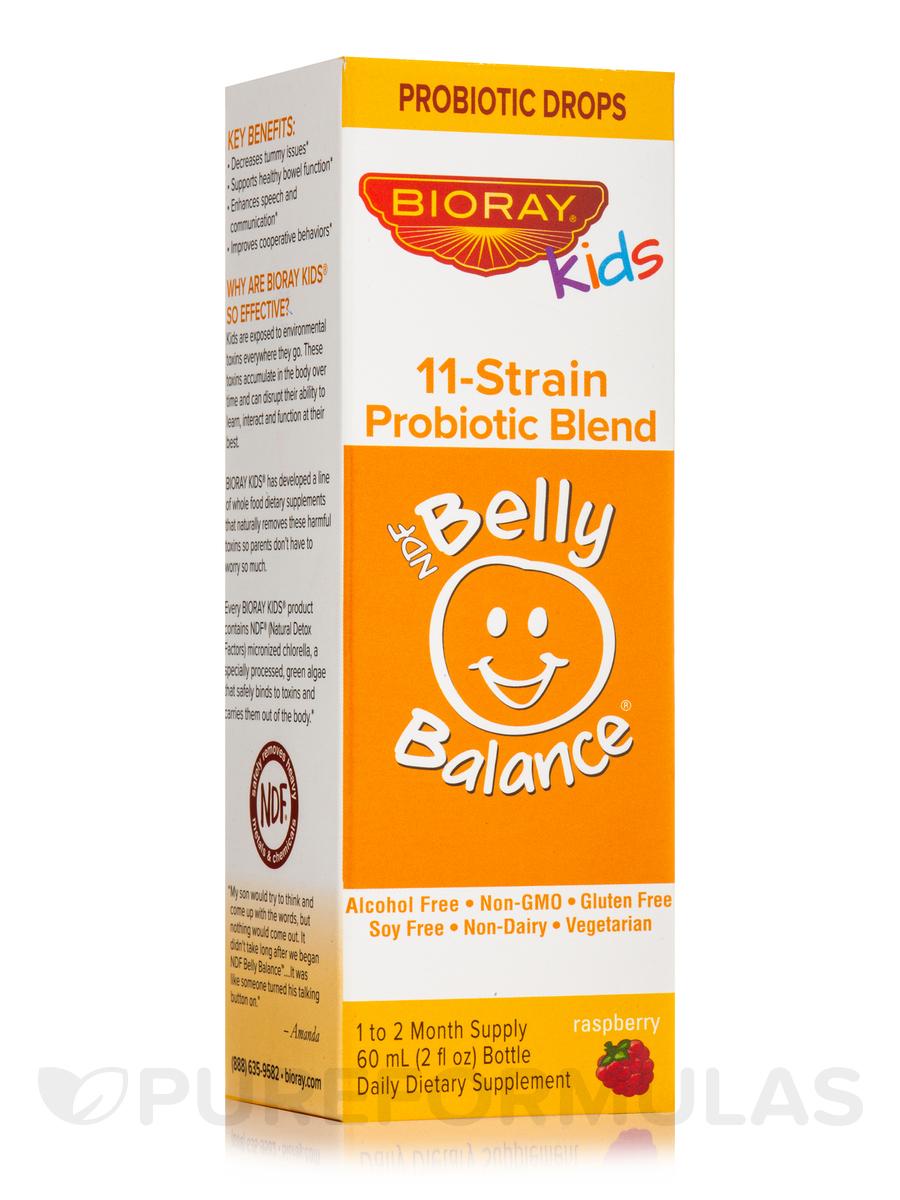 NDF Belly Balance®, Raspberry Flavor - 2 fl. oz (60 ml)