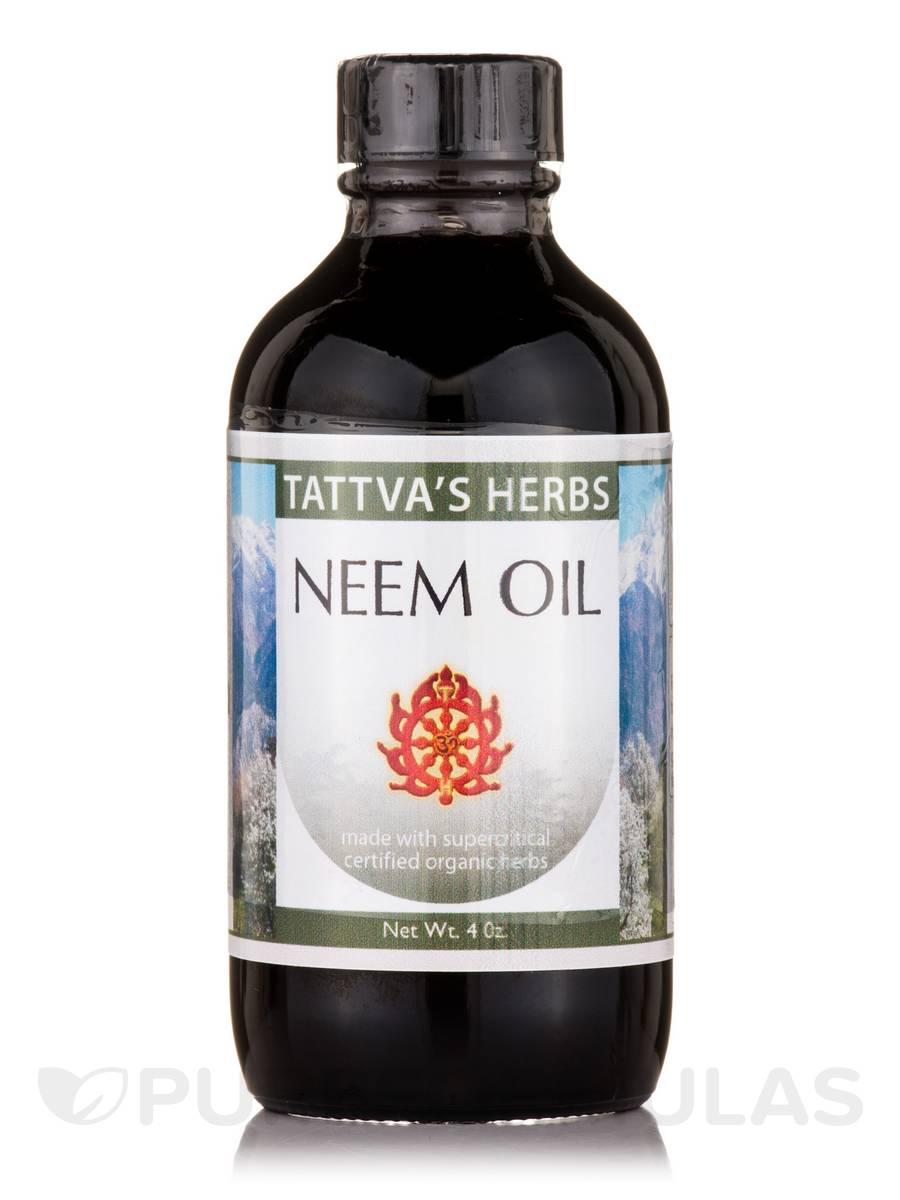 Neem Oil - 4 oz