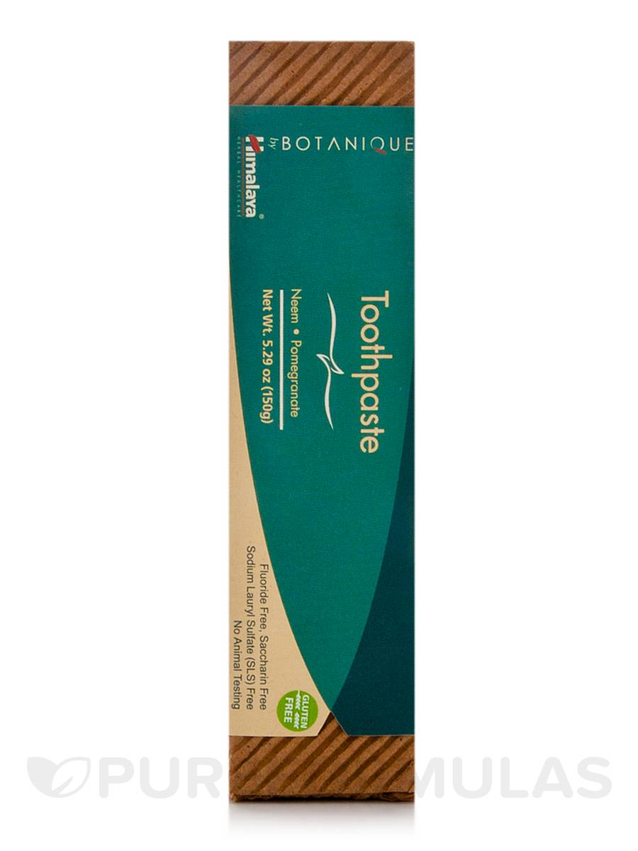 Neem & Pomegranate Toothpaste - 5.29 oz (150 Grams)