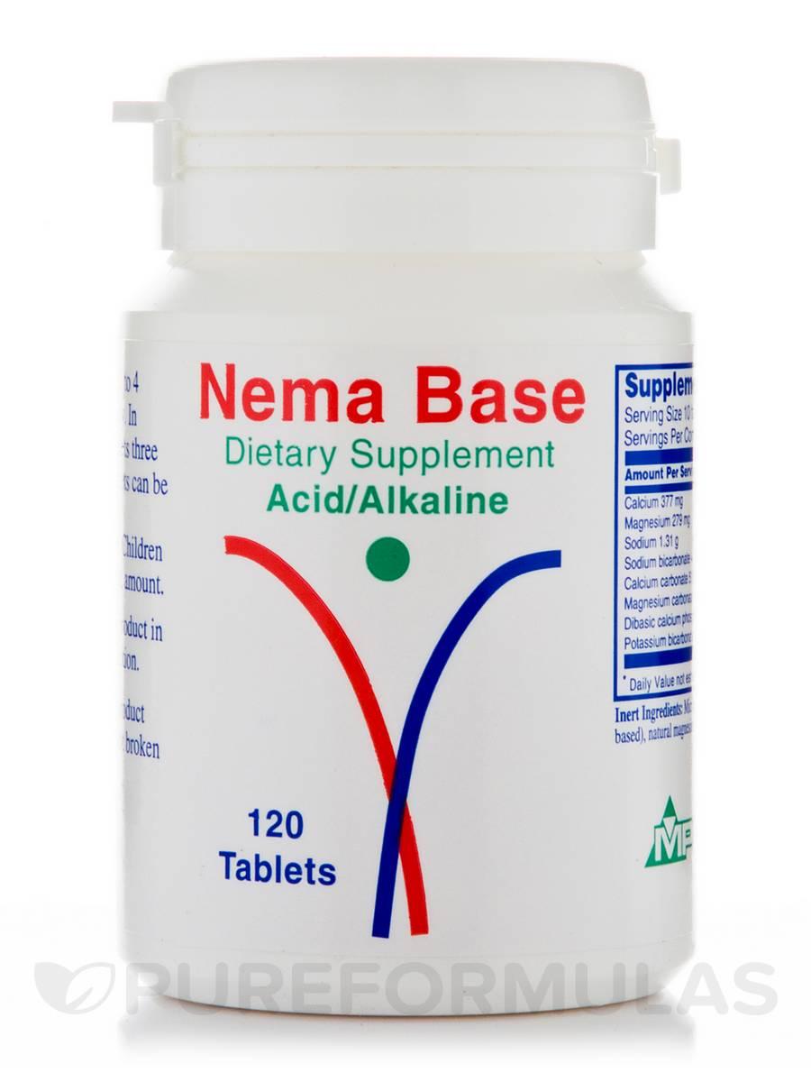 Nema Base - 120 Tablets