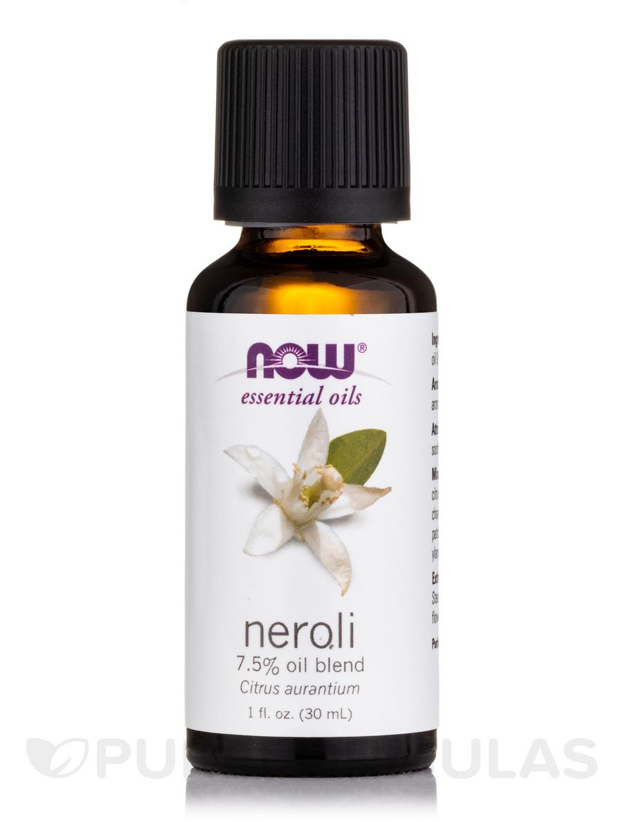 NOW® Essential Oils - Neroli Oil - 1 fl. oz (30 ml)