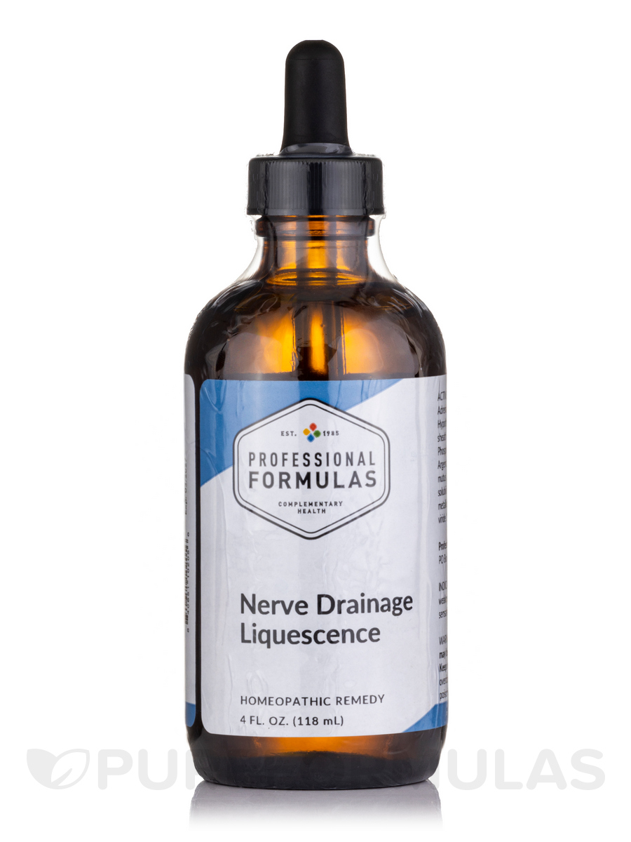 Nerve Drainage Liquescence - 4 fl. oz (120 ml)