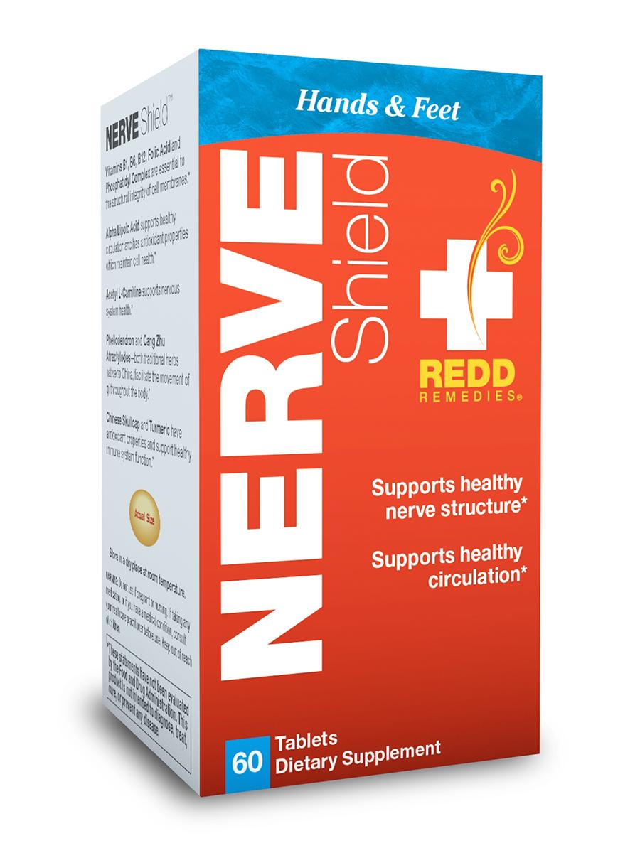 Nerve Shield - 60 Tablets