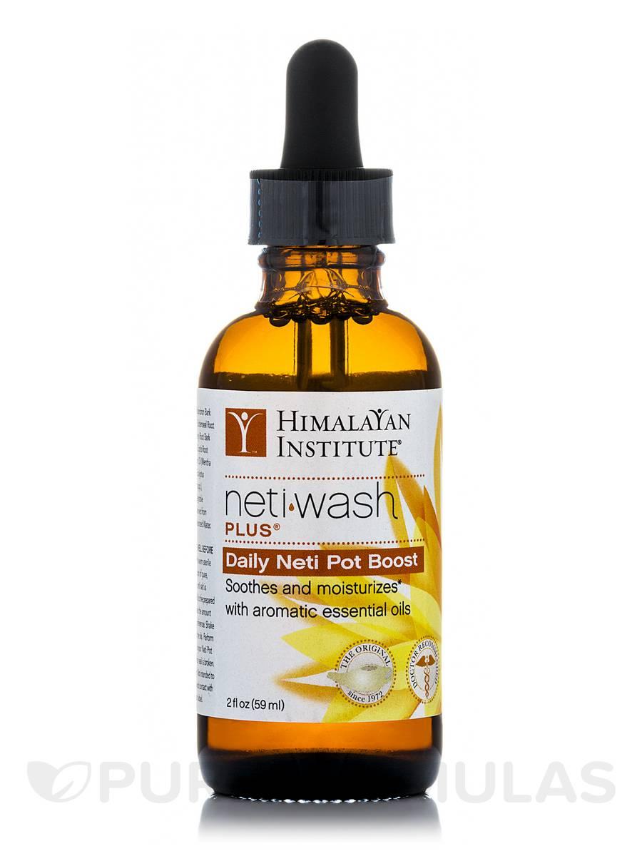 Neti Wash Plus - 2 fl. oz (59 ml)