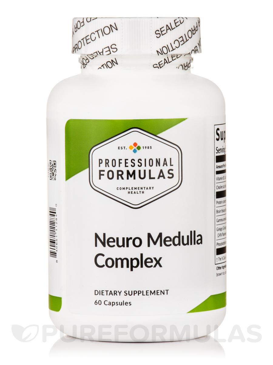 Neuro Medulla Complex - 60 Capsules