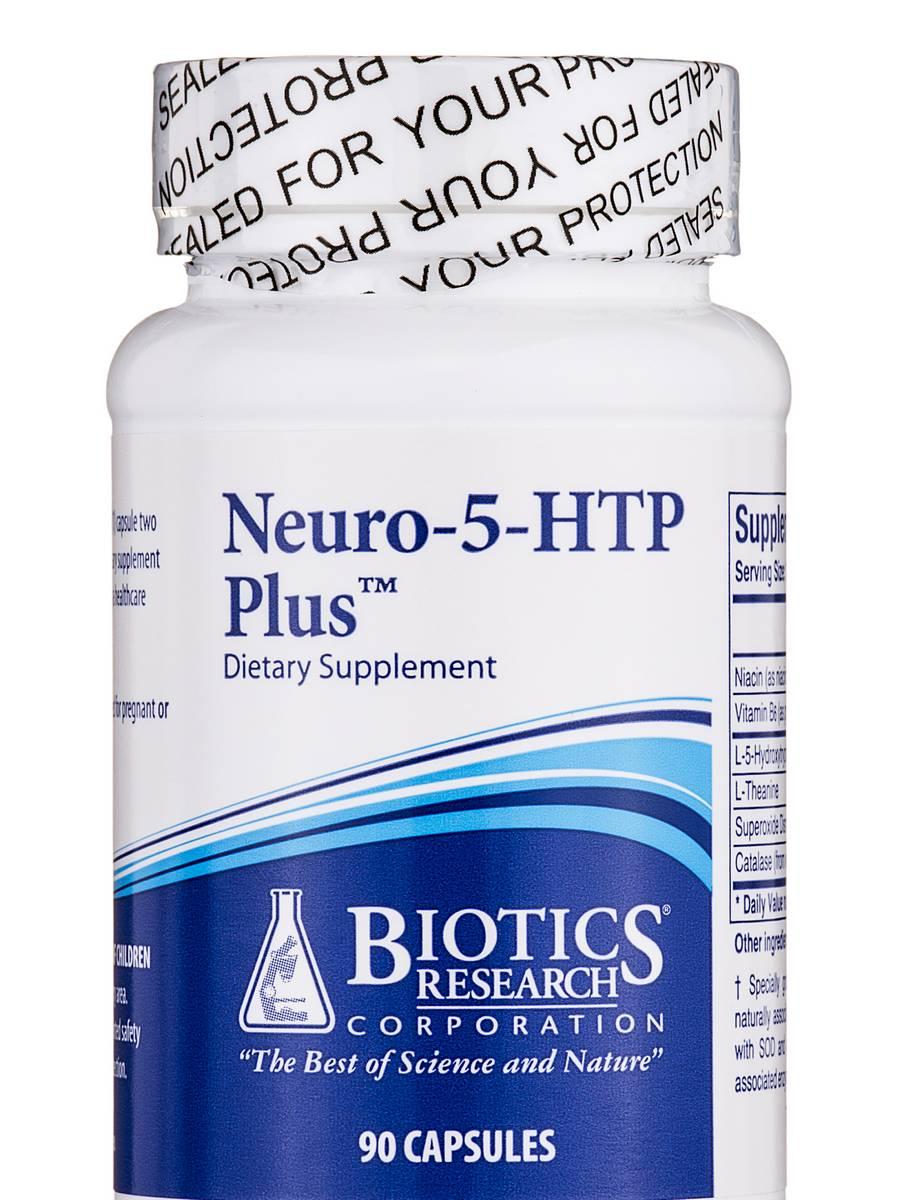 Neuro-5-HTP Plus - 90 Capsules