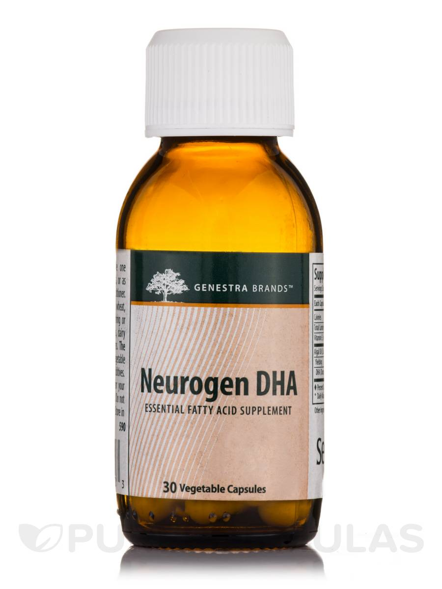 Neurogen DHA - 30 Vegetable Capsules