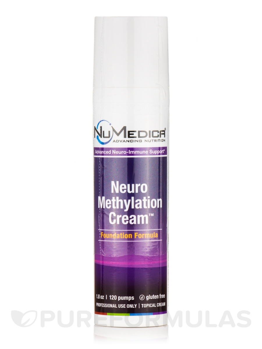 NeuroMethylation Cream - 1.8 oz - 120 Pumps