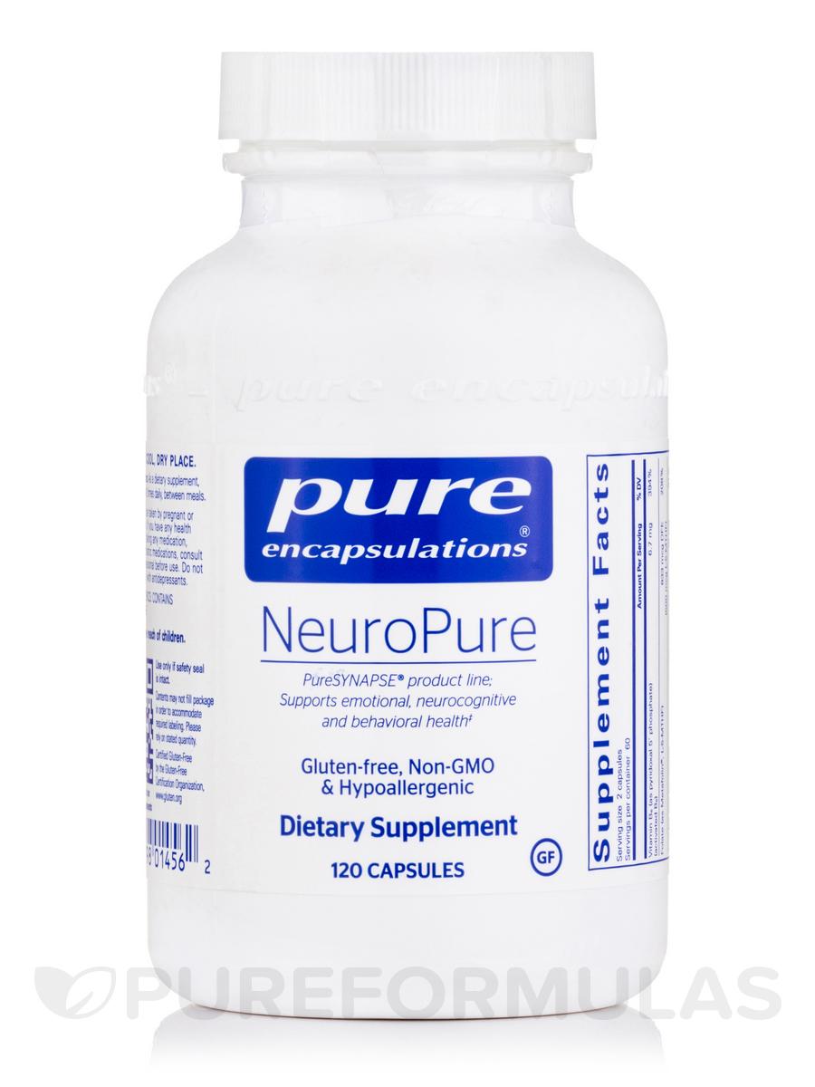 NeuroPure - 120 Capsules