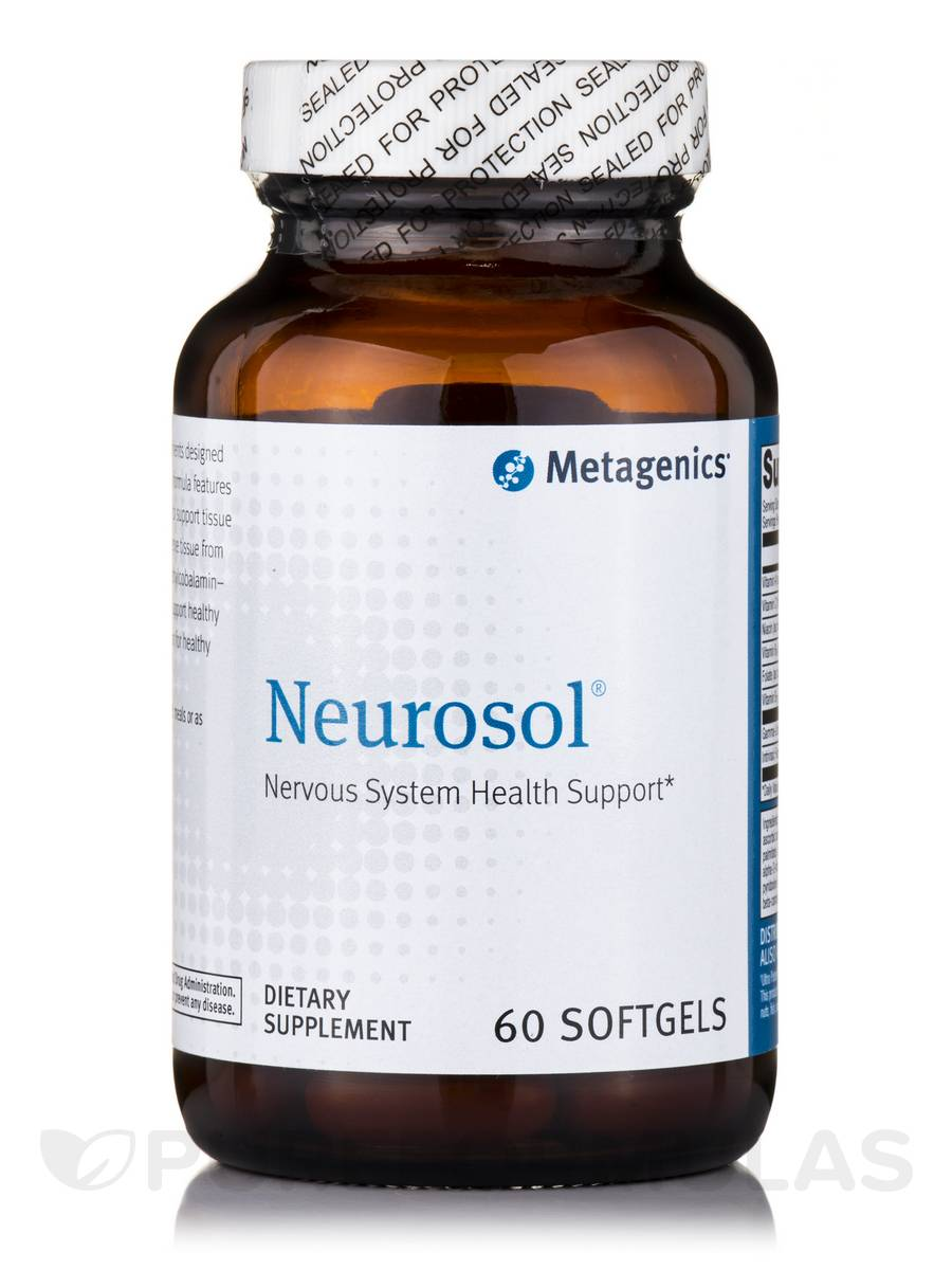 Neurosol - 60 Softgels