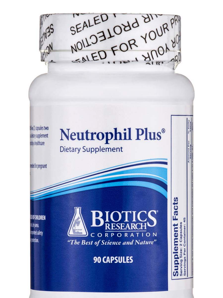 Neutrophil Plus - 90 Capsules