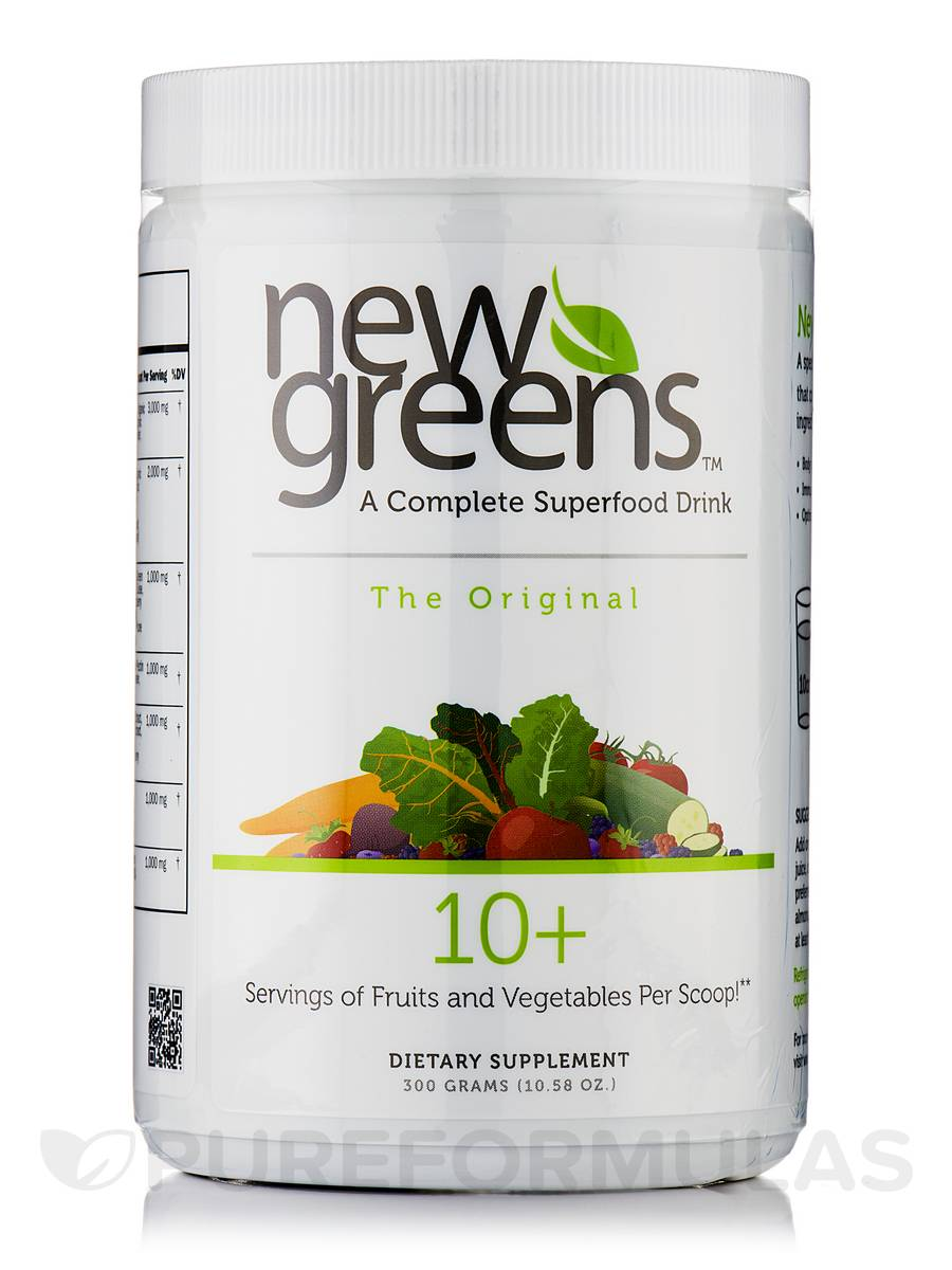New Greens™ Original Powder - 10.58 oz (300 Grams)