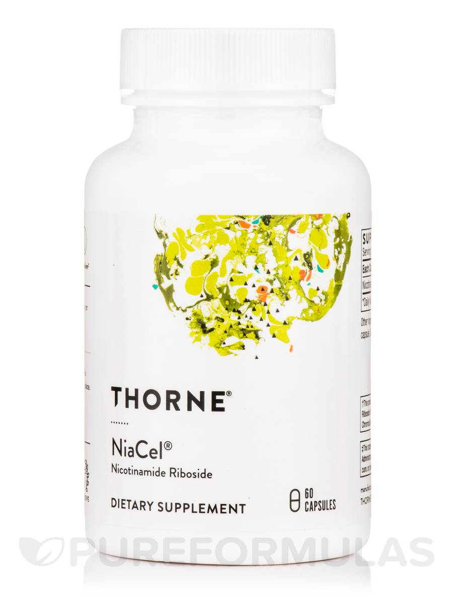 NiaCel™ (Nicotinamide Riboside) - 60 Capsules