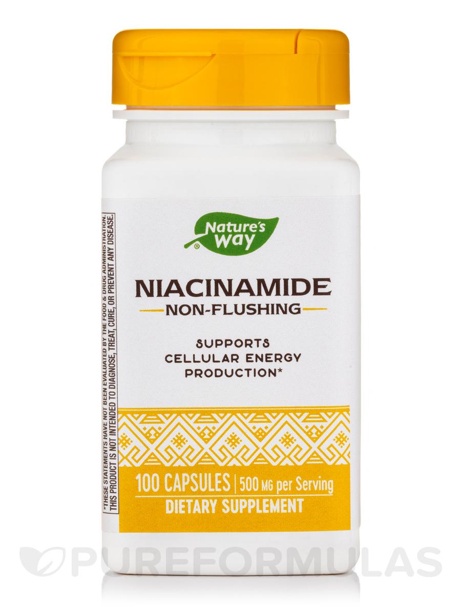 Non flush niacin side effects