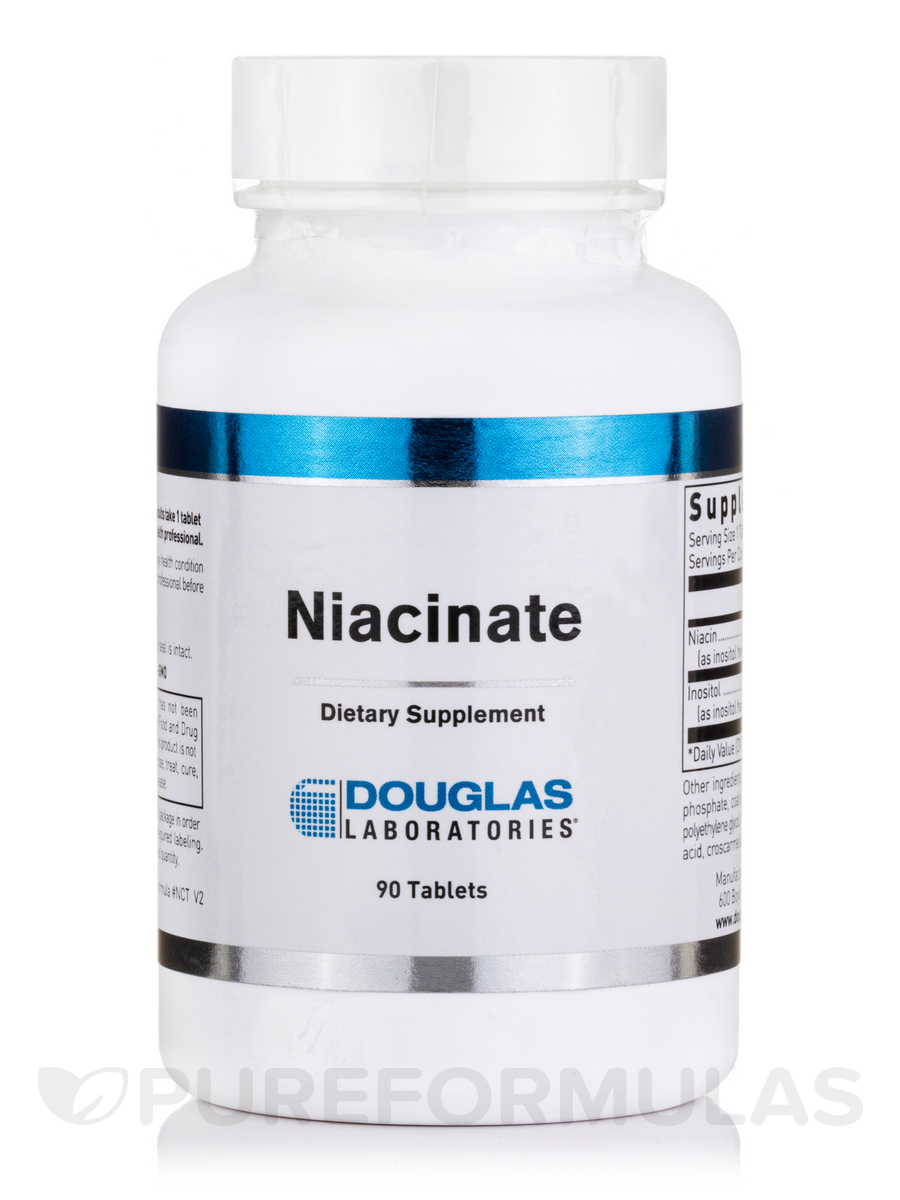 Niacinate - 90 Tablets