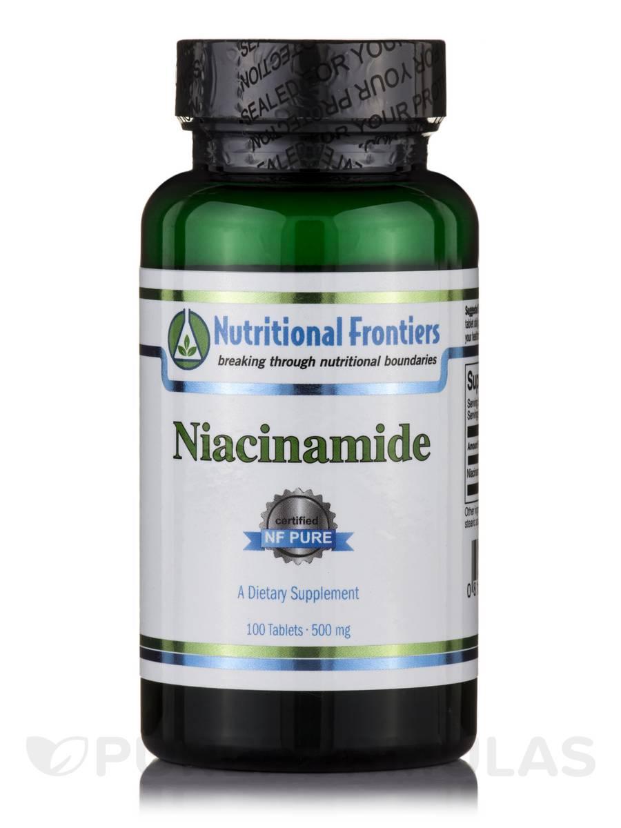 Niacinamide - 100 Tablets
