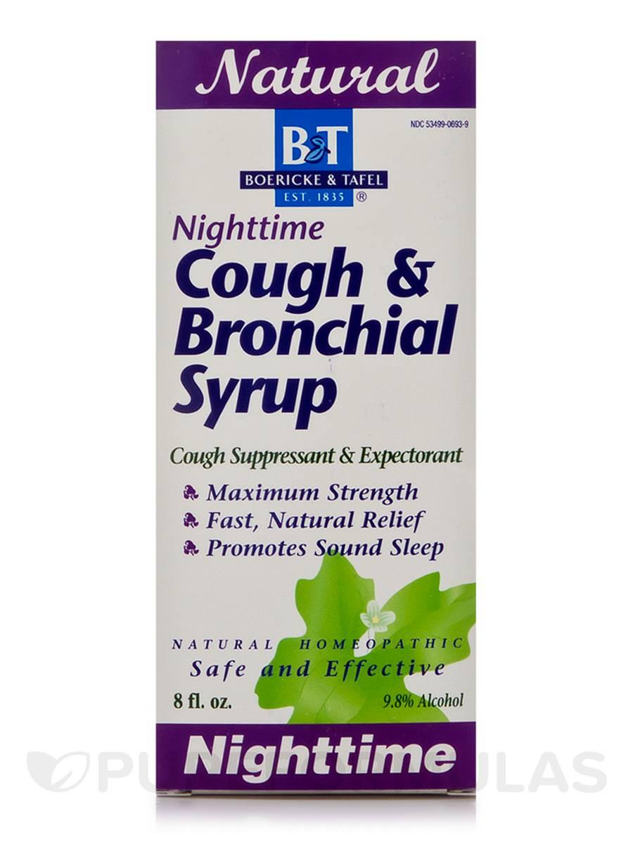Cough & Bronchial Syrup (Nighttime) - 8 fl. oz