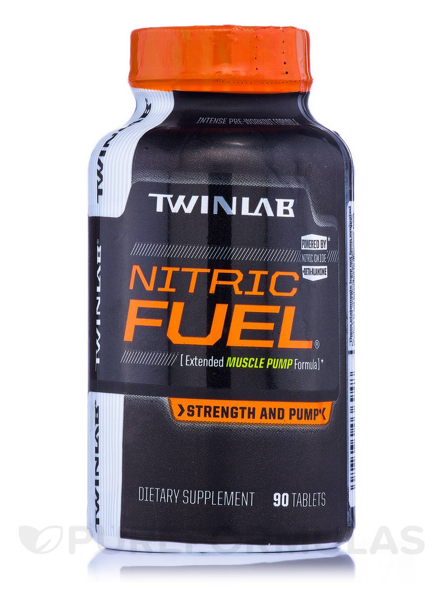 Nitric Fuel - 90 Tablets