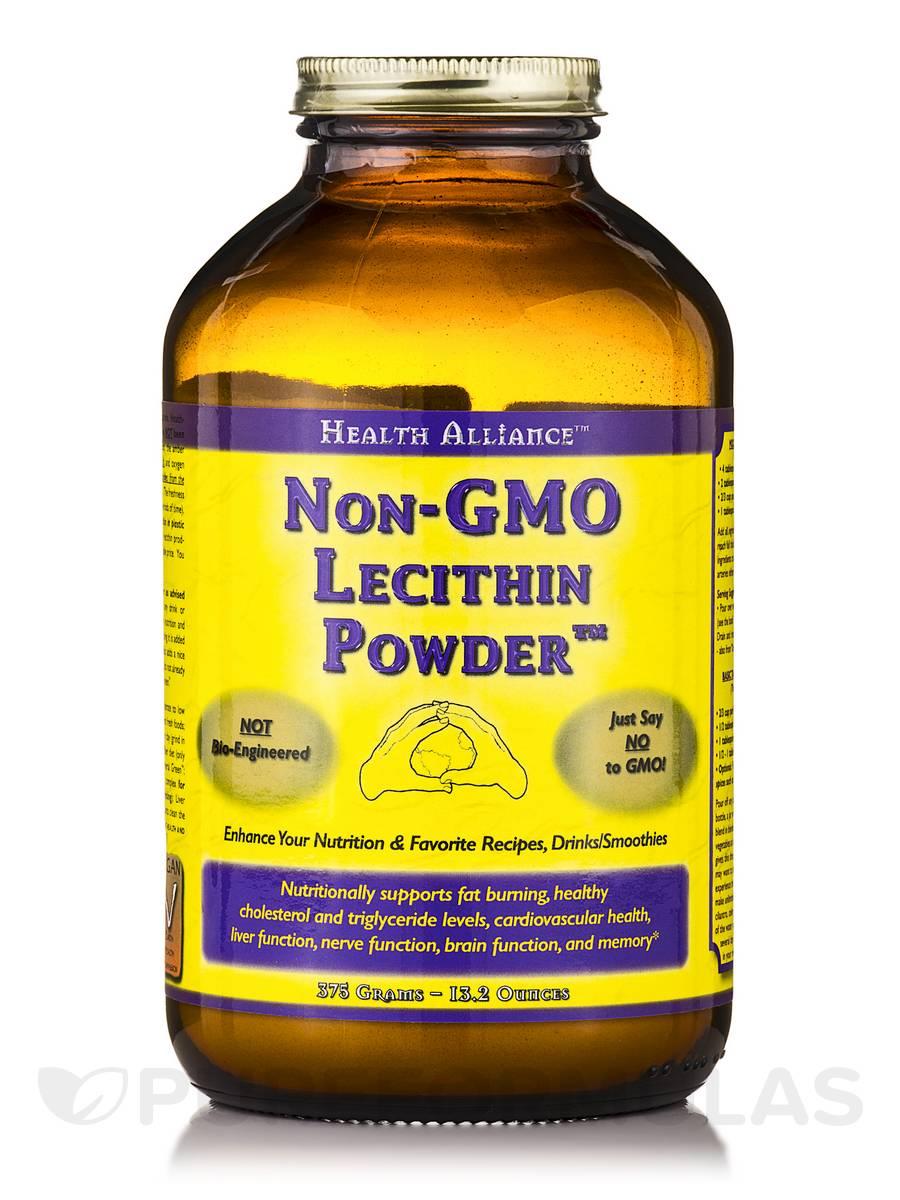 Non-GMO Lecithin Powder - 13.2 oz (375 Grams)