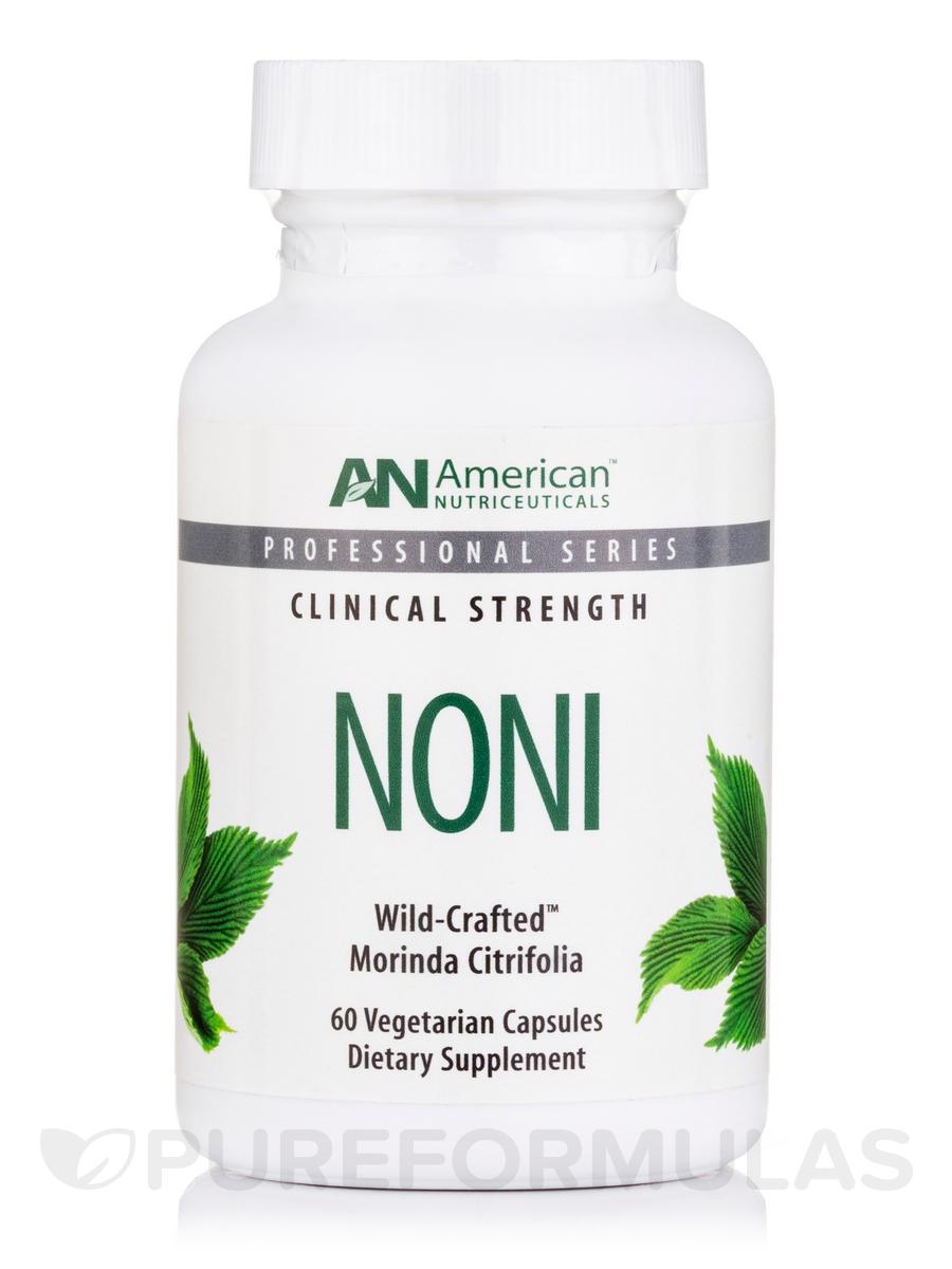 Noni/Hawaiian Morinda Citrifolia - 60 Vegetarian Capsules