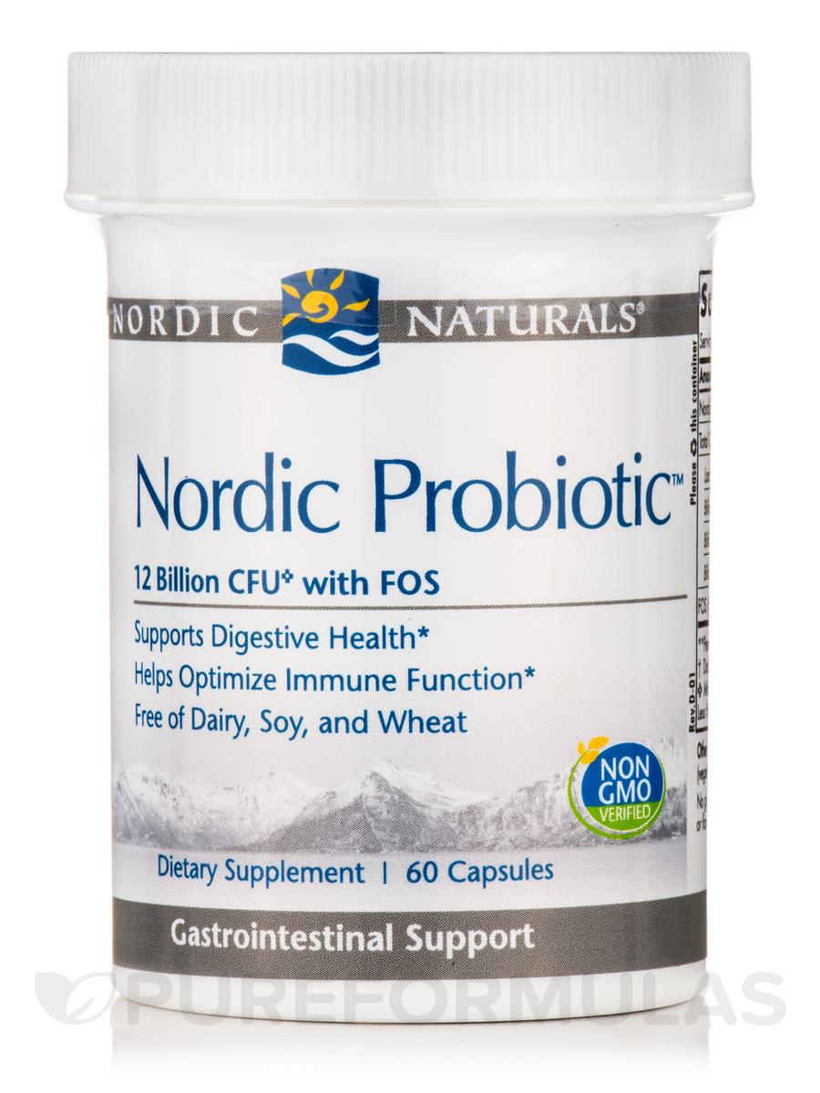Nordic Probiotic™ - 60 Capsules