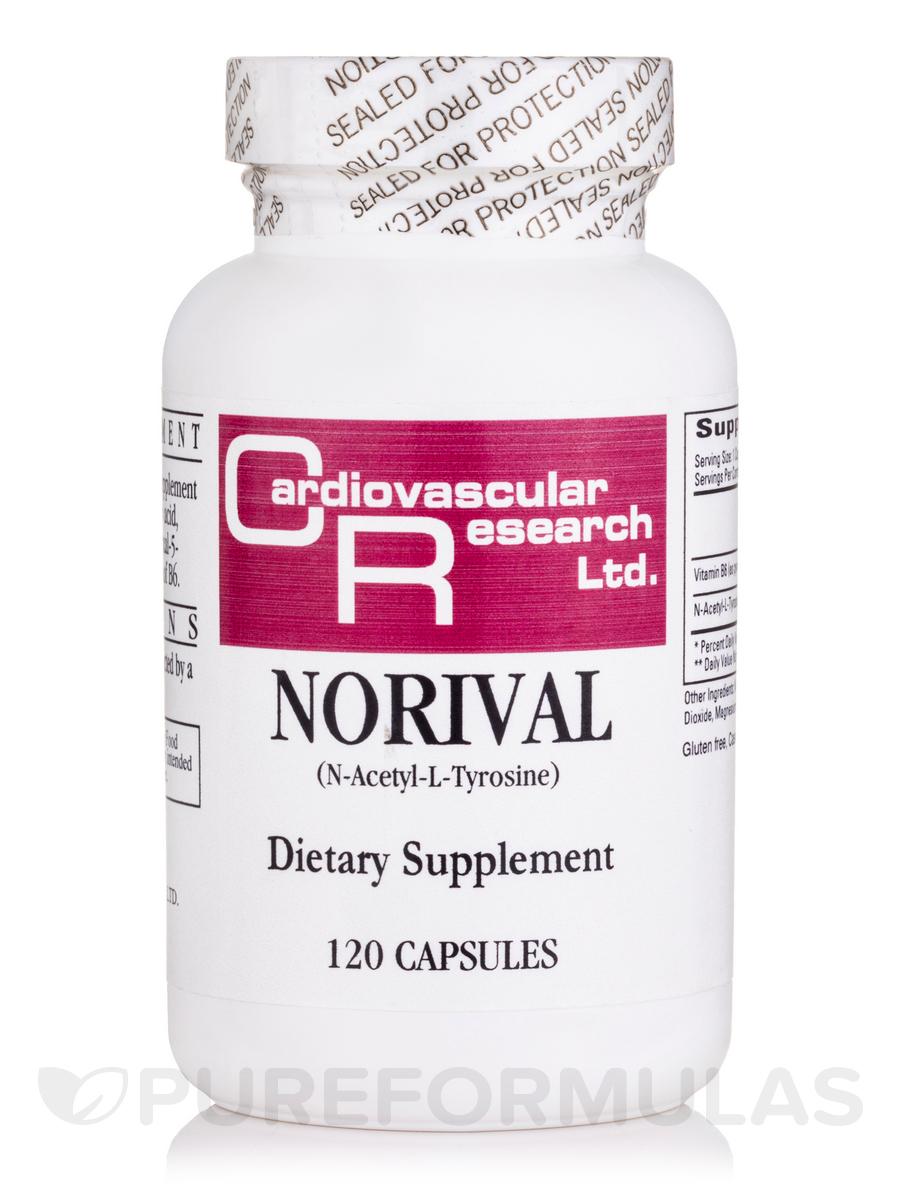 Norival - 120 Capsules
