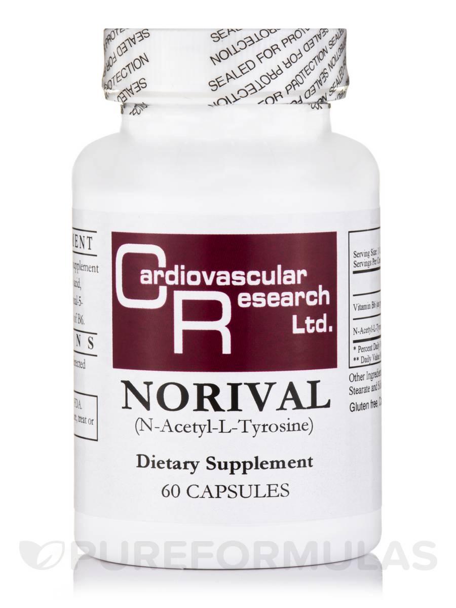 Norival - 60 Capsules