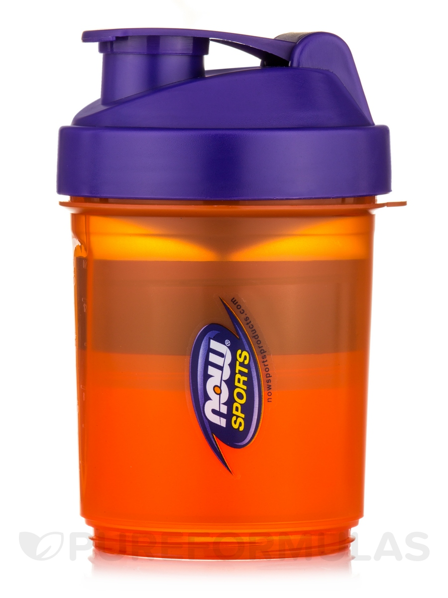 NOW® Sports - 3-In-1 Sports Shaker Bottle - 25 oz