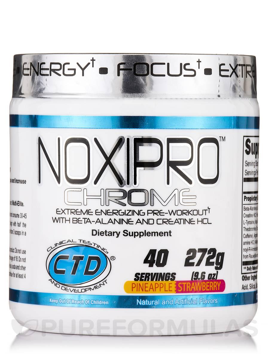 Noxipro Chrome Strawberry Pineapple - 9.6 oz (272 Grams)