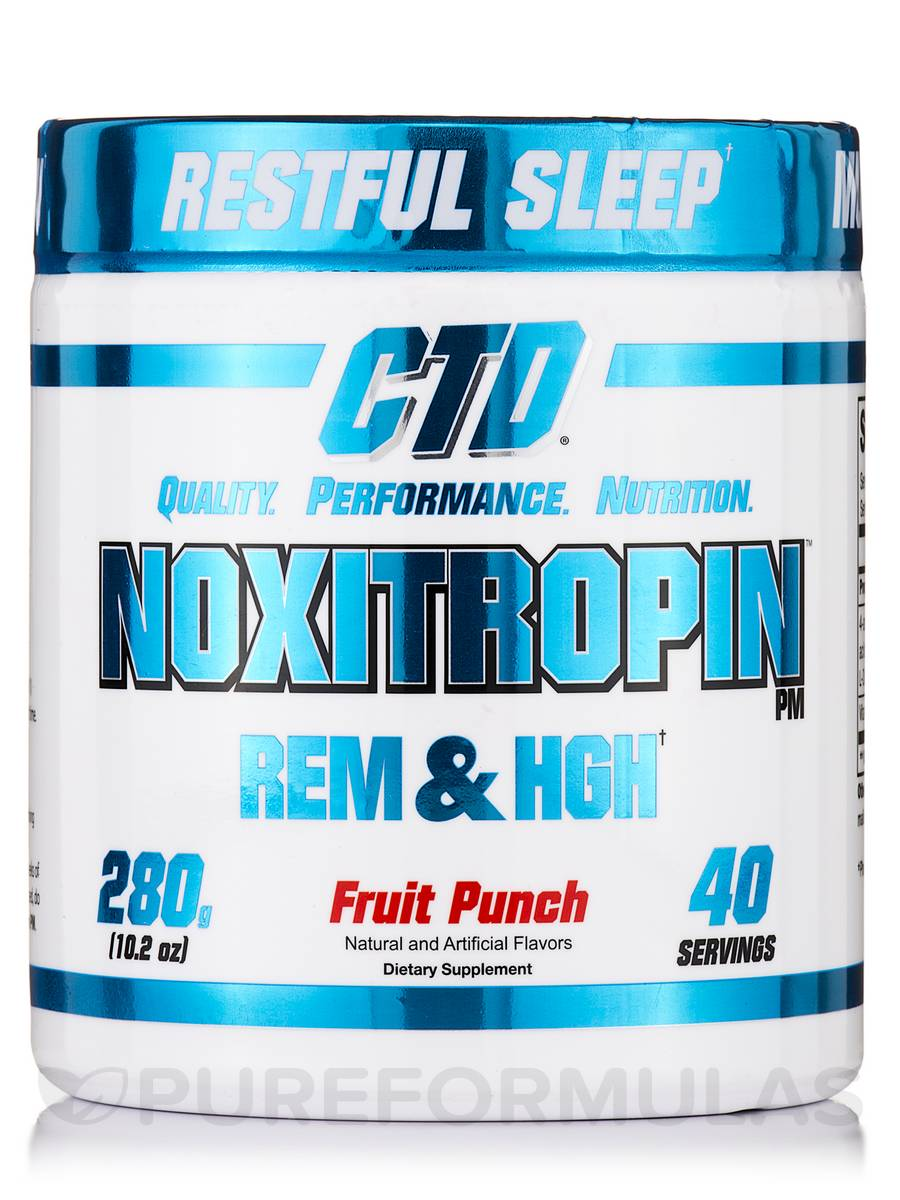 Noxitropin-PM Fruit Punch - 10.2 oz (280 Grams)