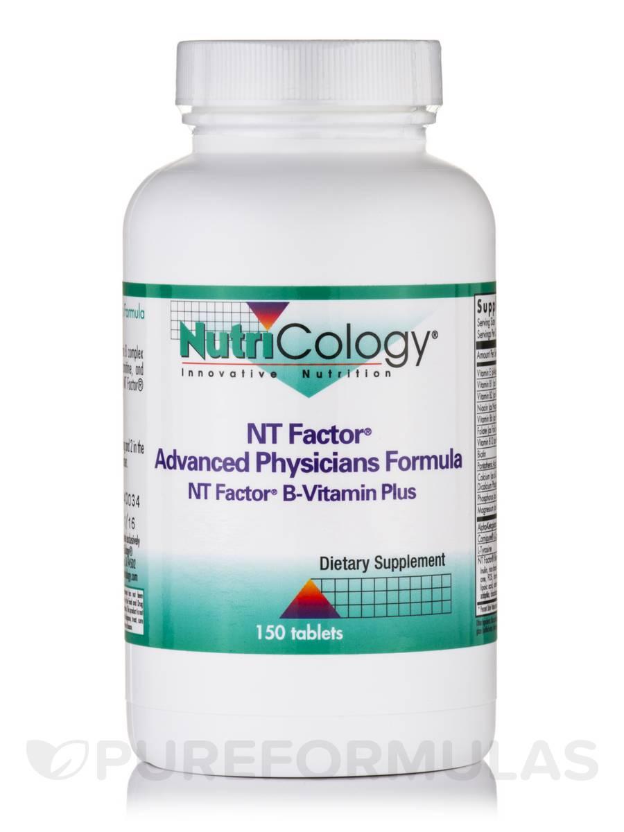 Nt Factors™ Advanced Physician Formula - 150 Tablets
