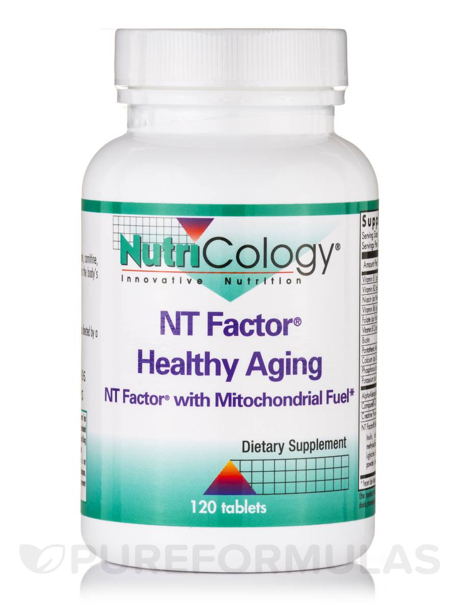 Nt Factors™ Healthy Aging - 120 Tablets