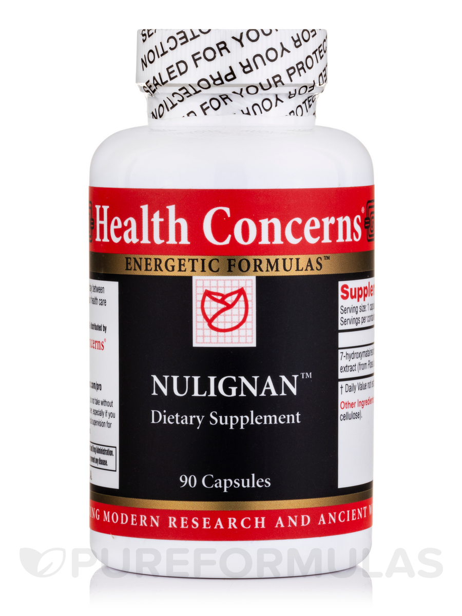 NuLignan - 90 Tablets
