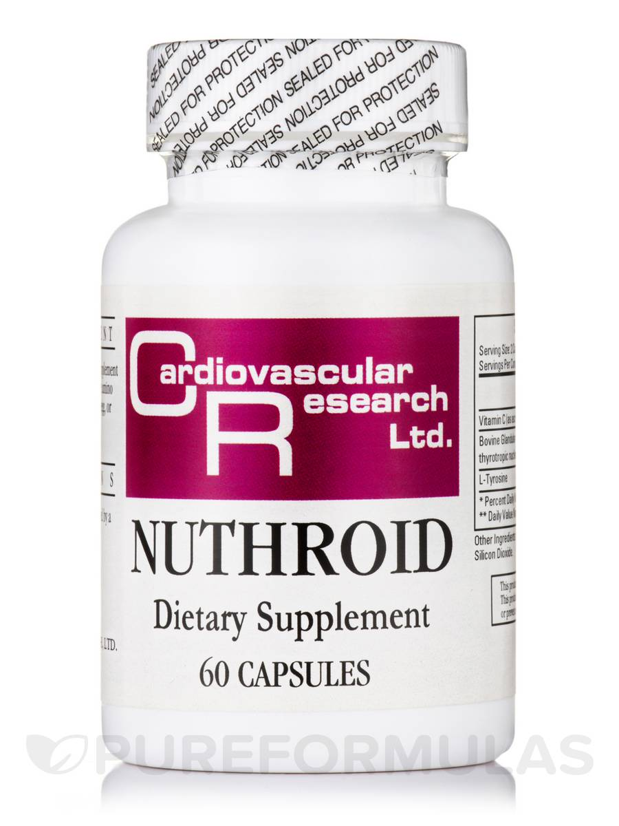 Nuthroid - 60 Capsules
