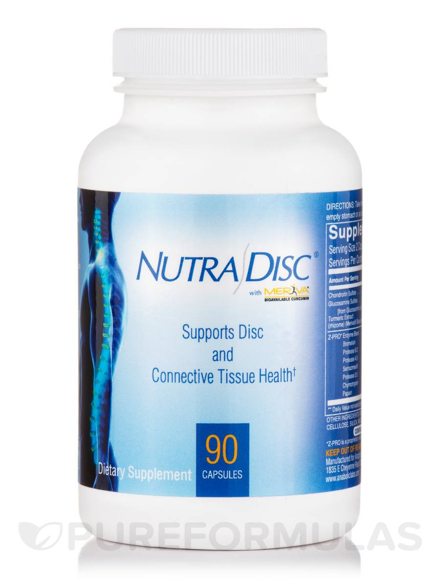 Nutra Disc® - 90 Capsules
