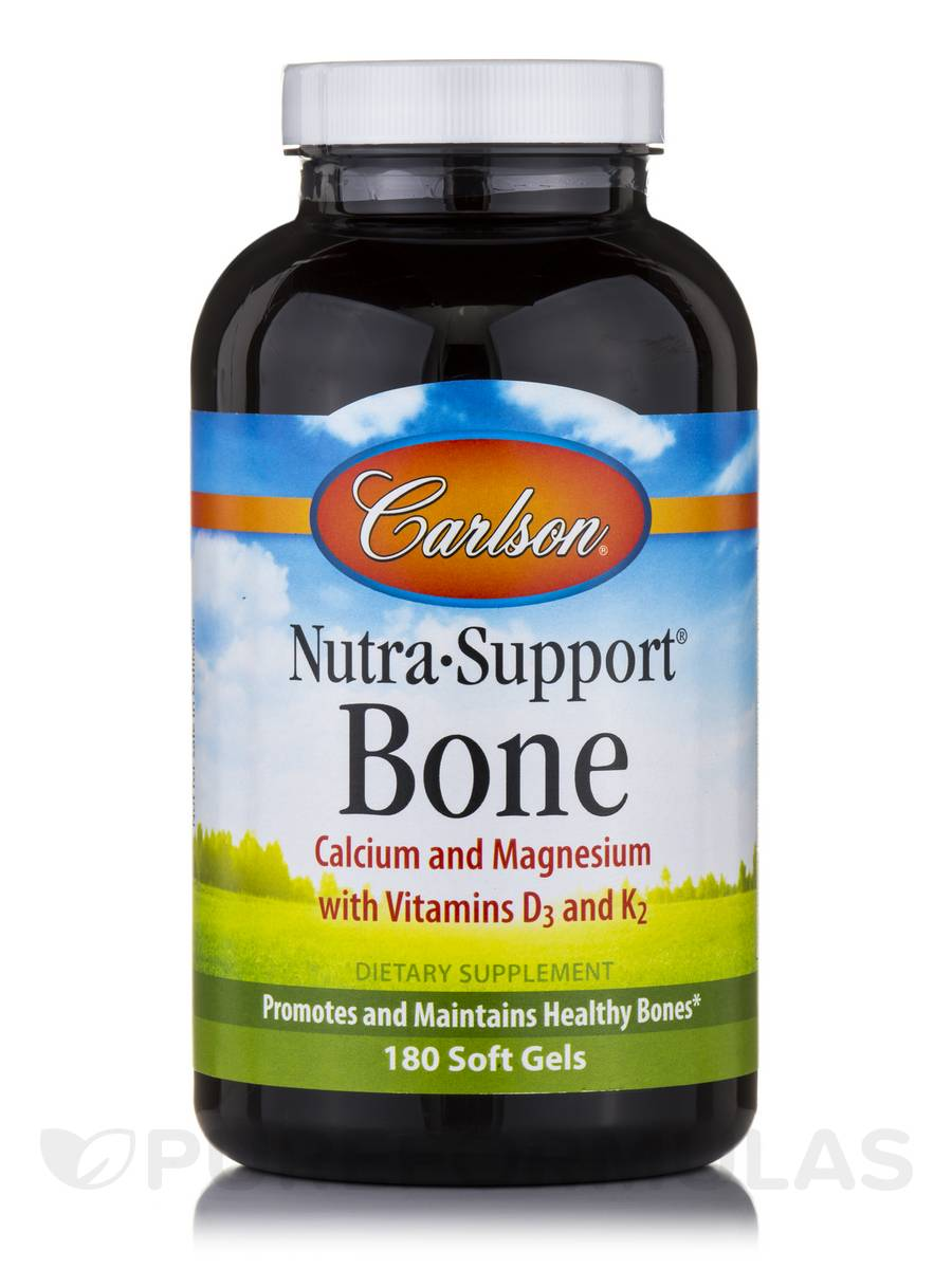 Nutra-Support Bone - 180 Soft Gels
