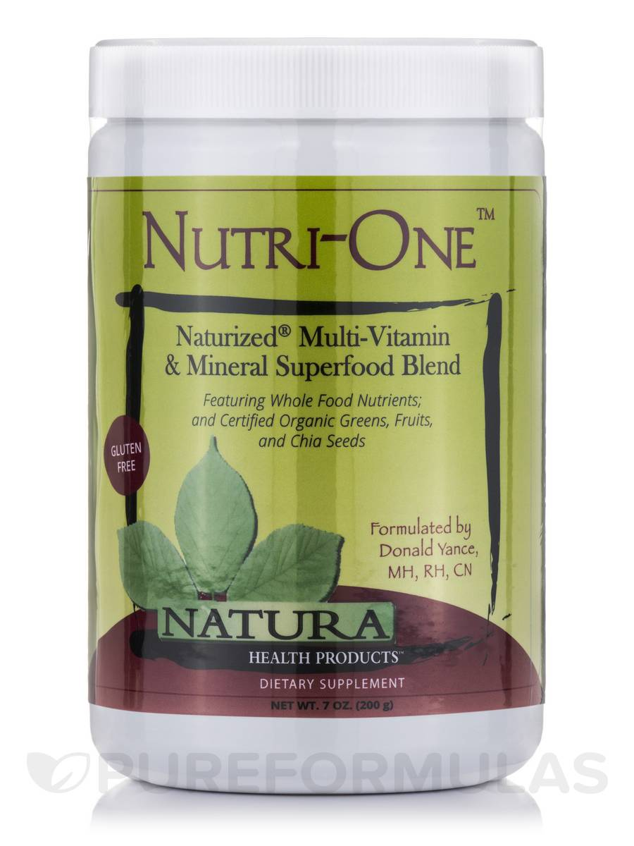 Nutri-One™ Multi-Vitamin & Mineral Blend - 7 oz (200 Grams)