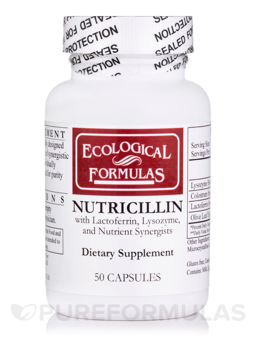 Nutricillin - 50 Capsules