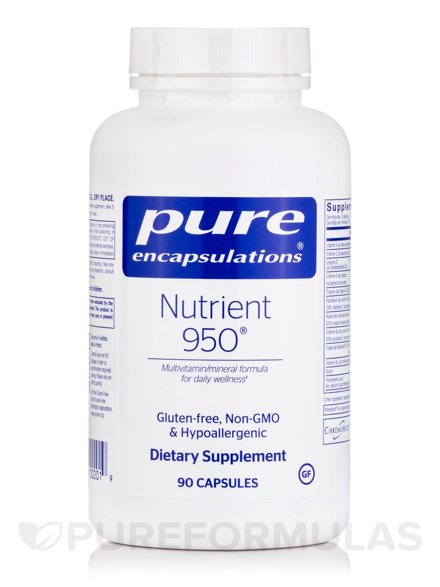 Nutrient 950 - 90 Capsules